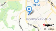 Альберт Багдасарян на карте