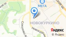 Веста-фарма на карте
