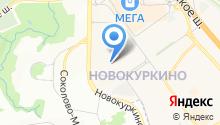 Знак Слова на карте
