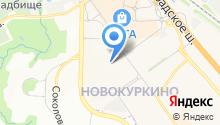 гми- пункт приема металлолома на карте