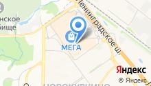 Kiehl`s на карте