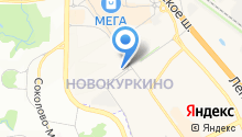 Дом быта-ВРВ - Ателье на карте