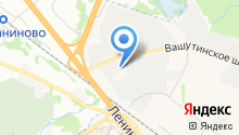 ТУРБО-ТЕСТ на карте