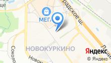 MyService на карте