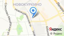 PLC на карте
