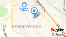 Анечка на карте