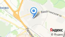 АвтоТехИнвест на карте