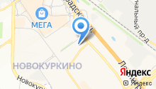 ГРУППА КОМПАНИЙ ПИК, ПАО на карте