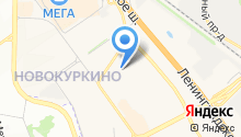 Fox-studio на карте