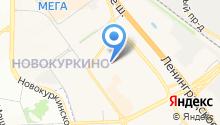 Aziamix на карте