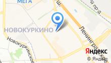 АПУ-Химки на карте