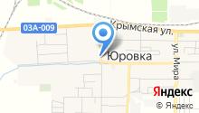 Юровская детская сельская библиотека-музей №19 на карте