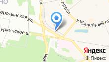 Bazarcom, магазин отделочных материалов на карте