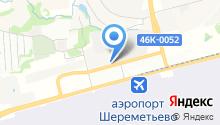 Атлас Джет на карте