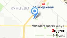 1-Я ЮРИДИЧЕСКАЯ КОНСУЛЬТАЦИЯ В Г.МОСКВЫ на карте
