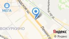 SlavaService на карте