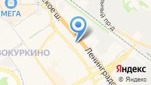 Рольф на карте
