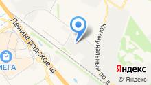 Himkisklad на карте