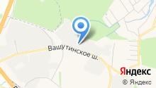 АвтоВладКар на карте