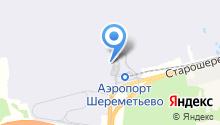 Ellinair на карте