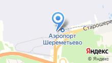 Визор на карте