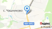 Автомойка Покрова на карте