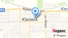 Администрация Первомайского сельского округа на карте