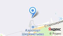 Аэропит на карте