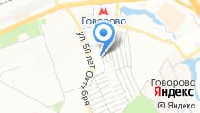 Edinstvo-trans на карте