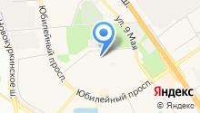 AMV на карте
