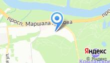 3М Россия на карте