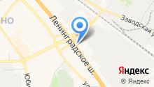 Автокэш на карте