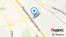 Mizantin на карте