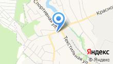 Центр Восток на карте