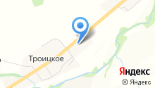 Магазин замков на карте