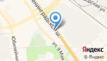 АвтоСпецЦентр INFINITI на карте