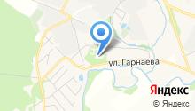 Основная общеобразовательная школа №6 на карте