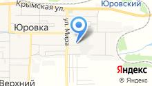 Юровский на карте