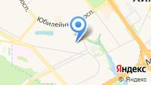 Детский сад №51, Зоренька на карте