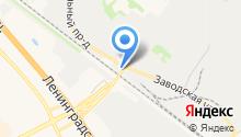 СВАО на карте