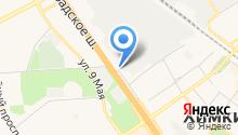 R-Sтанция на карте