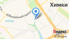 Анита на карте