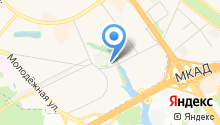Autoguart на карте