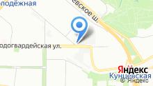 25-й ГосНИИ химмотологии Министерства обороны РФ на карте