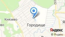 МОНТГРУПП на карте