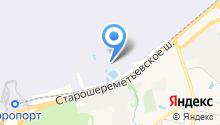 ГТК-С на карте