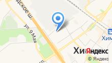 Китчен-Сервис на карте
