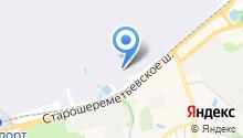 Букет-Де-Флёр на карте