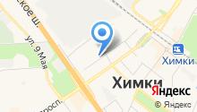ИНДПРОЕКТ-3 на карте