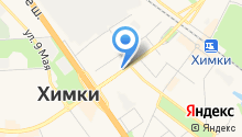 FloraHimki на карте